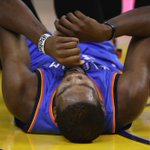 "UPDATE: Thunder F Kevin Durant says he ""hopes"" to play Friday vs Lakers and will see how he feels in morning. http://t.co/xuS6OqiFEG"