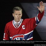 Todays column: #Habs celebrated more than just a hockey player in honouring Saku Koivu http://t.co/tRn7R568PU http://t.co/VB2G5Bmlqi