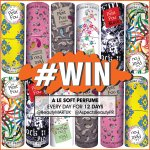 #WIN 1 @lesoftperfume everyday for 12 days! RT and follow to #WIN @BeautyMARTUK @AspectsBeautyPR http://t.co/44FmrAcBpb
