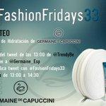 EMPIEZA #FashionFridays33 con Sorteo de @Germaine_Esp  1 Haz RT 2 Sigue a tod@s 3 Sigue a quien te siga by @TrendyBe http://t.co/AAV9pfJdDz