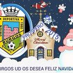 Y por supuesto a todo el mundo del fútbol. feliz Navidad y prospero año 2015. http://t.co/8jwm9zbNrP
