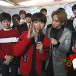 INFINITE & Toheart & EXOs Backstage Interview on Music Bank Special (5/6) (cr: SMTownEngSub) http://t.co/i9SGkNNWQ8