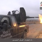 How did this pick-up truck from Texas end up in Syria, carrying an anti-aircraft gun for ISIS? http://t.co/olYvFZsem1 http://t.co/mj21bvlGn6