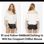 Just the weekend left to enter our #Competition - RT and Follow @MillieMClothing! http://t.co/zfwPfj0wgx