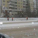 """@MP_Blago63: Расчистка ступеней по улице Солнечной @Rudakov_i_a, @DepBlagSamara http://t.co/apQixiqNvm"""