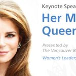Her Majesty @QueenNoor is coming to #Vancouver! Member presale is open... now! http://t.co/D4cHWndZN2 #WLCircle #VBOT http://t.co/NLTx4h0v0P