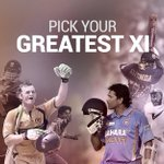 Selections are flying in, so many legends to pick from! Pick your #CWCGreatestXI now! http://t.co/SZzmGtS7xY #cwc15 http://t.co/HsyN0W2MqX