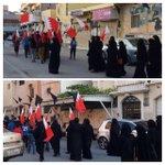 شعبنا كله إصرار على سلمية الحراك في مسيرة المطالبة بحقوقه وحرياته ..#الجفير-الجمعة 19 ديسمبر 2014 #bahrain http://t.co/jG1FhdxzNs