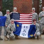 #FlagFriday Spotlight: Eta Beta (@ISU_PiKapp) brothers in Pi Kappa Phi and in the military: http://t.co/h3U6MeBdLl http://t.co/rwWfG6JKDZ