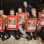1D z nagrodą w kategorii Best Band w Bizarre Awards 2014 http://t.co/N73zvJxGOo