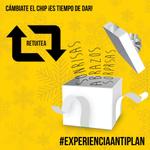 #ExperienciaAntiplan es intercambiar sonrisas. Checa cómo lo está haciendo @Unefon en este momento #EsTiempoDeDar http://t.co/rVztZdSKby
