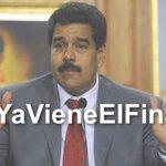 YA ES TENDENCIA! #YaVieneElFinal y este gobierno lo sabe, ahora que LO SEPA EL MUNDO! todos a darle RT MASIVO https://t.co/oyHh1PnHKA