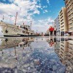 Bir İzmir sabahı. http://t.co/p8GQs0ug2c