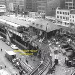 1 killed, 38 injured at OL North Station on 6/11/59 when a bomb was detonated. #mbta #Boston http://t.co/csSpyZ1wcW