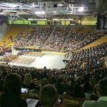 Tassels to the left, graduates! Welcome to our @CUBoulderAlumni family. #ForeverBuffs http://t.co/1GbUK840K9