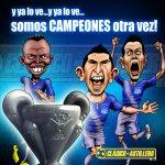 @emelec va ser campeón aunque llore #CarePiña y la p........ http://t.co/HzwF2usvxG