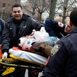 MORE: NYPD officers Shot 'execution style' in Brooklyn were working an anti-terror OT shift http://t.co/pnENDzjY5p http://t.co/yY9QTBprTb