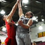 Drew Kitchens with a bucket, #ChicoState leads Cal State Stanislaus 28-12. @susankitchens http://t.co/IaAf9iOxZh