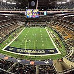 Official attendance for #UILState 6A Div I Allen Eagles vs Houston Cypress Ranch Mustangs is 52,308 #UILonFOX http://t.co/8YLuXGOwek