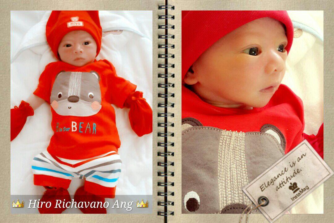 Helloooo.....I'm Hiro Richavano Ang... #151214 #hirorichavanoang @HadiHide http://t.co/t9HqtdEe1p