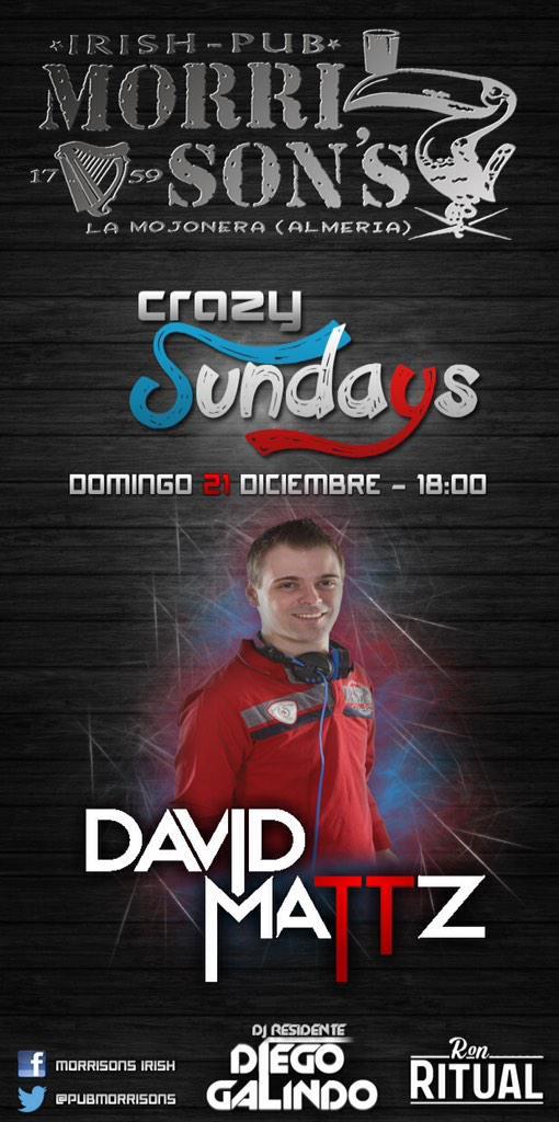 ESTA TARDE COMIENZA LA FIESTA ᅢᄁ¬ツᆲᅡ탪ᅡ자マᅢᄁ¬ツᆲᅡ탪ᅡ자マᅢᄁ¬ツᆲᅡ탪ᅡ자マᅢᄁ¬ツᆲᅡ탪ᅡ자マᅢᄁ¬ツᆲᅡ탪ᅡ자マᅢᄁ¬ツᆲᅡ탪ᅡ자マᅢᄁ¬ツᆲᅡ탪ᅡ자マᅢᄁ¬ツᆲᅡ탪ᅡ자マᅢᄁ¬ツᆲᅡ탪ᅡ자マᅢᄁ¬ツᆲᅡ탪ᅡ자マᅢᄁ¬ツᆲᅡ탪ᅡ자マᅢᄁ¬ツᆲᅡ탪ᅡ자マᅢᄁ¬ツᆲᅡ탪ᅡ자マ CAZY SUNDAYS ᅢᄚᅤ쟤メᅨワ  CON @DavidMattz   VAMOS A LIARLA