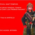 We Come To Win (Again). We Are True Reds. #YNWA http://t.co/7jov8tkrx9