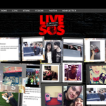 made a collage wall with all your #LIVESOS stuff ! http://t.co/1GLtqP5QDy http://t.co/3f4eR4VWlA