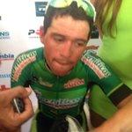 Juan Carlos Rojas, ganador y nuevo líder #VueltaCR @PuroDeporteLN http://t.co/4S13F43ZL3