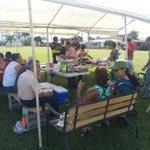 Heredia, San Lorenzo; estamos con la comunidad recuperando espacios. #LoQueDejaDePasar http://t.co/0dj1if7mIb
