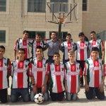 Pese a la opresión y la invasión, en un colegio de Belén vibran por los colores de Palestino. Lo viví el año pasado. http://t.co/YMIKGsyUki