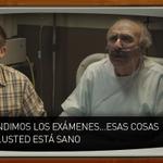 RT ¿Sorprendidos? Don Genaro está bien, confundieron los exámenes... #Los80 http://t.co/VAcQW44CMX