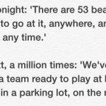 Think the Garrett Guy message has gotten thru to #Cowboys stud @DezBryant ? http://t.co/2qjwicc9Xx
