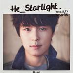 神話 キム・ドンワン - 「He_Starlight」メインジャケット写真 http://t.co/oOAGVY7tyJ