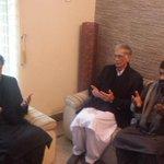 Imran Khan meeting with APS victim family #Peshawar #PeshawarAttack #QatilAdlia @FarhanKVirk http://t.co/A8Z5yPj04a