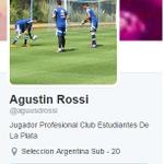 #EDLP Confirmado por el propio jugador. Agustin Rossi se convierte en el primer refuerzo del plantel de Pellegrino. http://t.co/zkm4oNkFoh