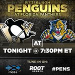 It's a GREAT DAY for HOCKEY! Here's your tune-in info for tonight's matchup. http://t.co/XEx7N1of59