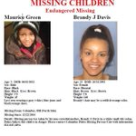 UPDATE: AMBER ALERT ISSUED. Please call CPD @ 645-4194 with info. http://t.co/a1i60ujrs6
