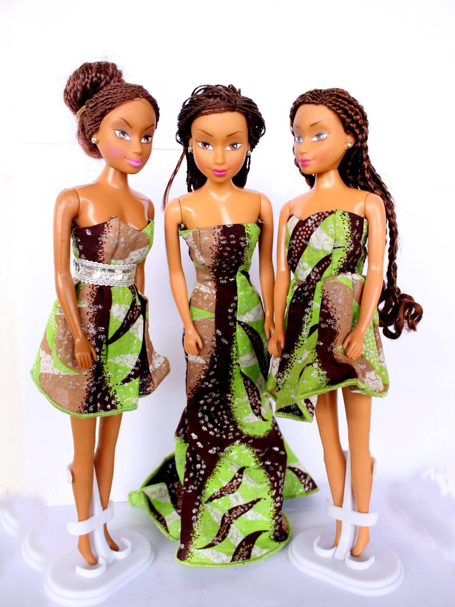 FEATURE: 'Queens Of Africa' Dolls outsell Barbie in Nigeria —> http://t.co/3viq6KpPNd http://t.co/f1JC8leawL