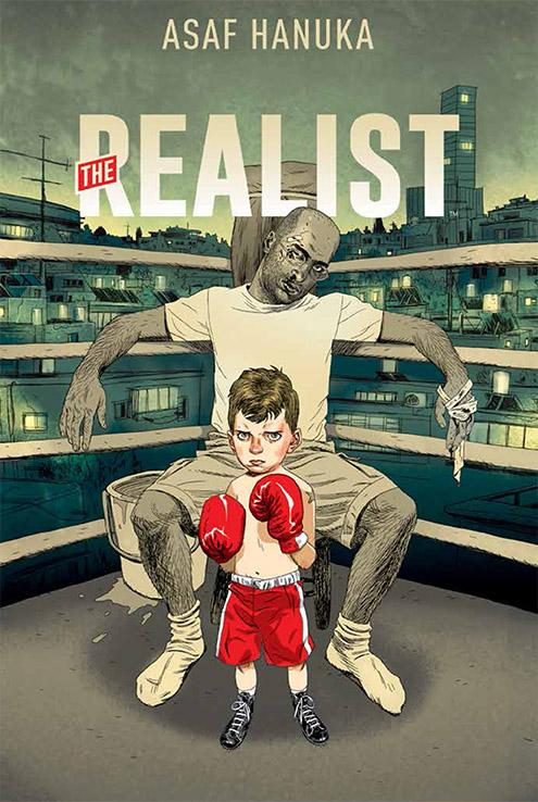 Excited to announce Asaf Hanuka's THE REALIST for April! http://t.co/ck9hDksaku Via @HuffPostBooks @RealistComics http://t.co/RYut4gzSWe