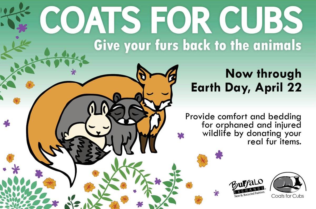 We're kicking off our #CoatsForCubs program today thru April 22! More information at http://t.co/g2JgL4nzea http://t.co/trZxntDoB3