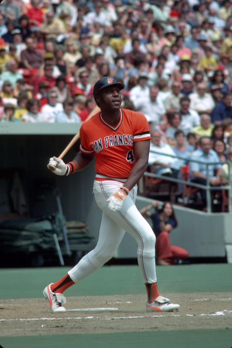 Happy birthday to the great Willie McCovey! One of the most feared sluggers of all-time.