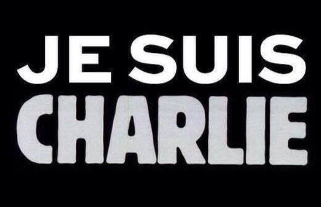 Plus que jamais défendre notre métier, la liberté de la presse et d'expression #JeSuisCharlie #CharlieHebdo http://t.co/OTSOWI6uDW