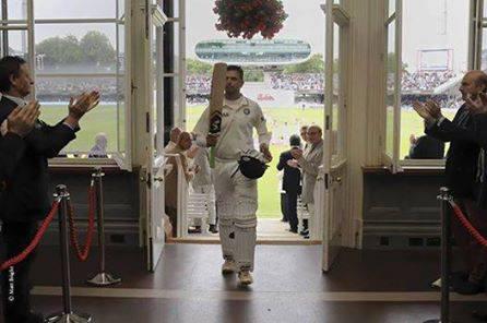 Happy birthday Rahul dravid my fav batsman....