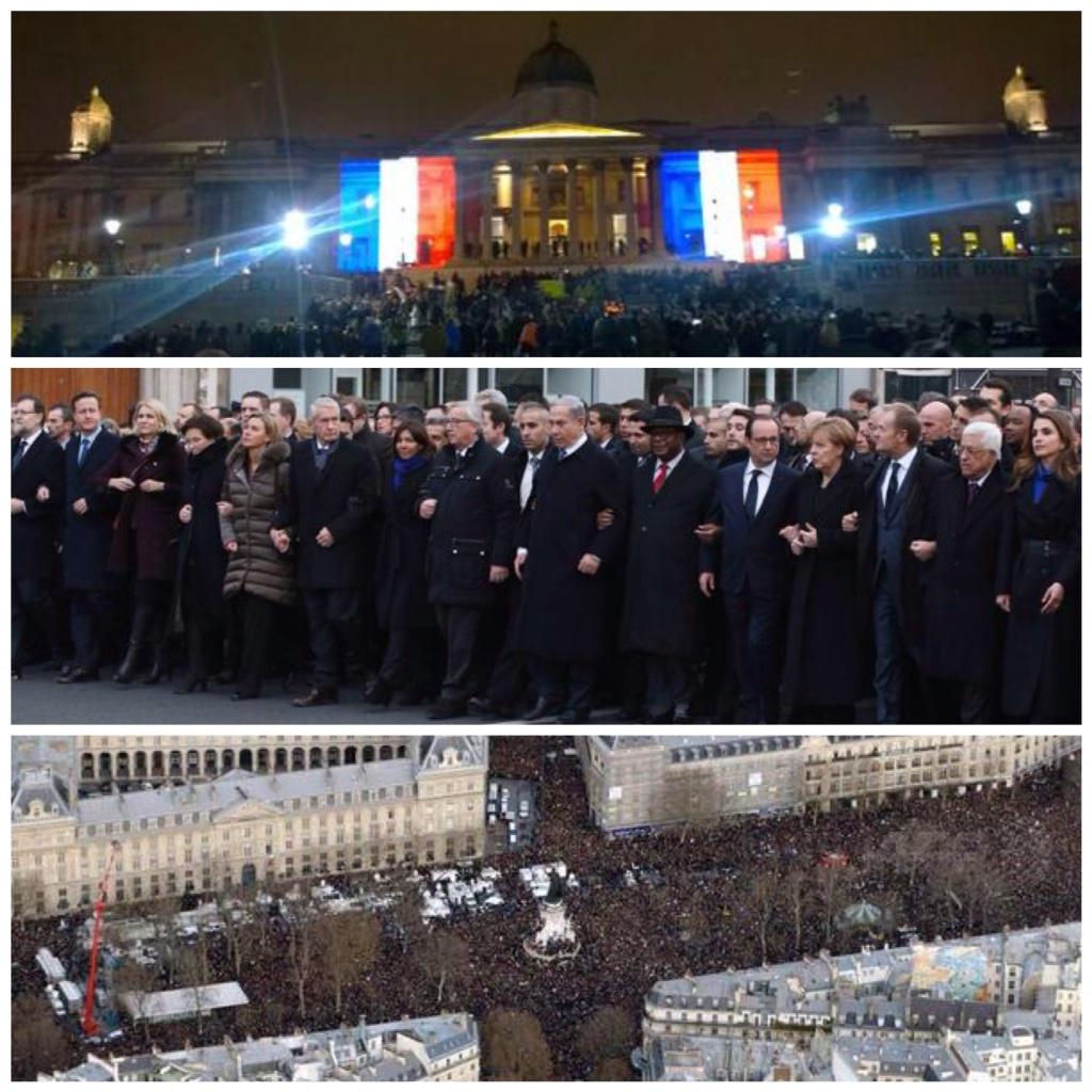 'They wanted to bring France to its knees. They brought Europe to its feet'   #JeSuisCharlie #ParisMarch http://t.co/lKNKDCWXEv