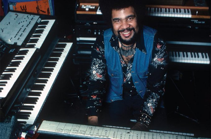 Happy Birthday George Duke! R.I.P. your music will forever live.
