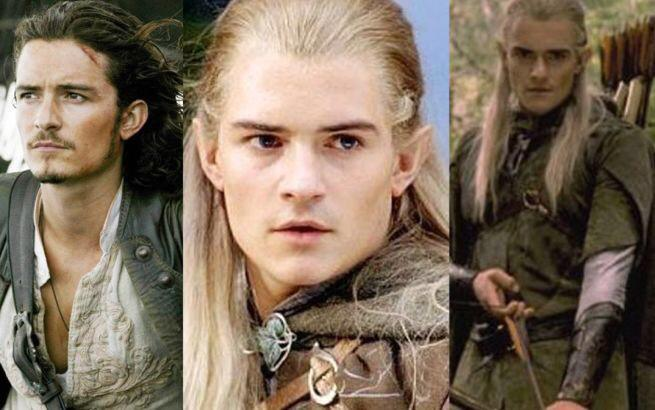 HAPPY BIRTHDAY to ORLANDO BLOOM! Now 38 years old.