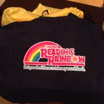 RT @carencey: Ooh, my Reading Rainbow Kickstarter rewards came! @levarburton