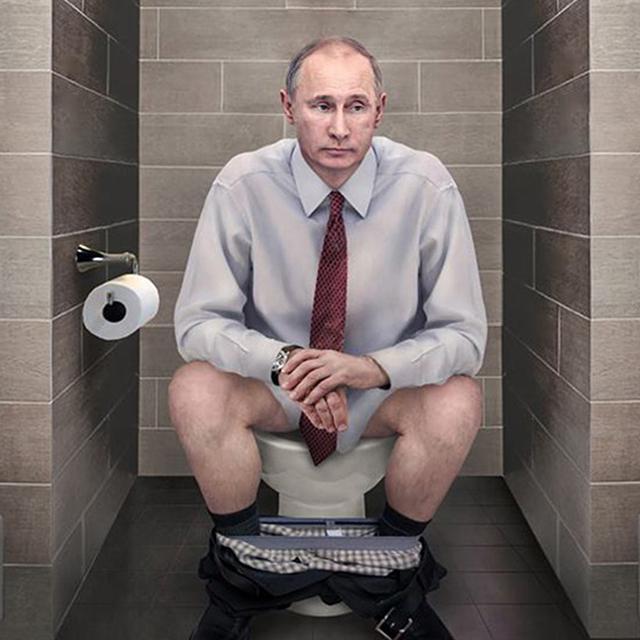 тёти в туалете фото