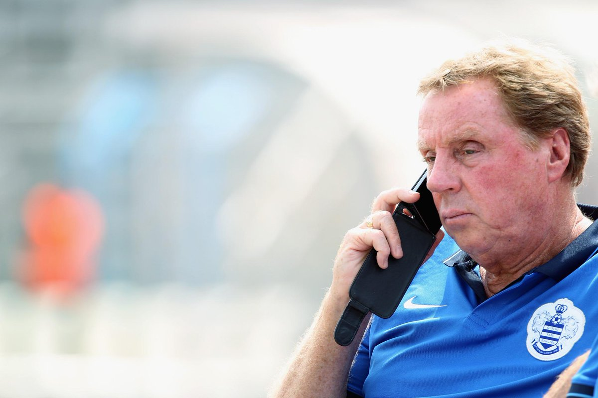 Rumour from #QPR is that, through sheer #DeadlineDay routine, Harry Redknapp has tried to sign QPR's Nico Kranjcar http://t.co/HgNyOSaY8f