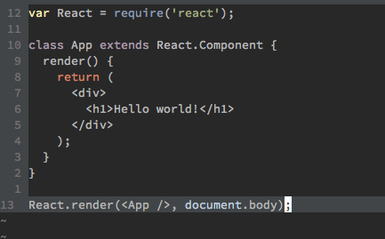 This was totally overshadowed but its awesomeness shouldn't be missed! @reactjs is so rad! http://t.co/EoOJcLU8xU